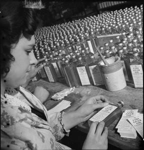 A CHEMIST CARRIES ON: THE WORK OF ALLEN AND HANBURYS IN THE PRODUCTION OF COD LIVER OIL, 1942