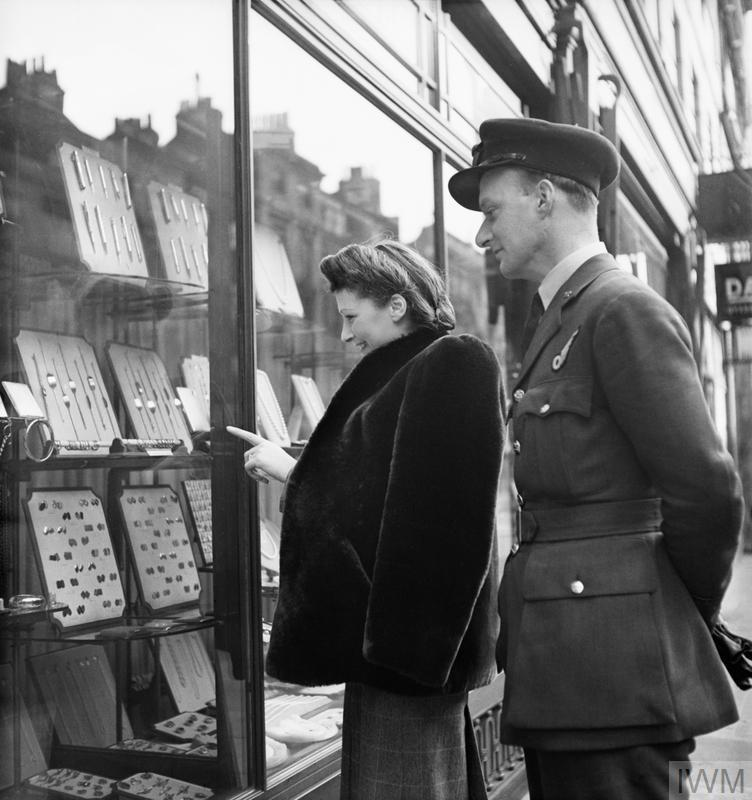 WAR BRIDE: EVERYDAY LIFE IN WARTIME LONDON, MARCH 1943