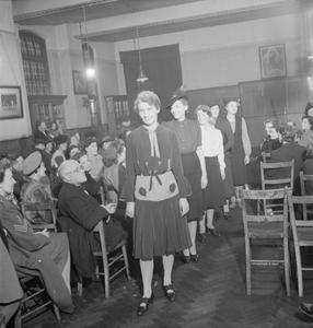 MEND AND MAKE DO: DRESSMAKING CLASSES IN LONDON, 1943