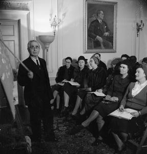 BRITONS LEARN TURKISH: ADULT EDUCATION IN LONDON, 1943