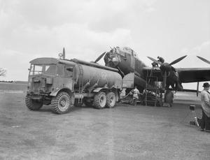 THE ROYAL AIR FORCE DURING THE SECOND WORLD WAR