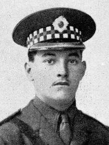Lieutenant Geoffrey Claude Langdale Ottley