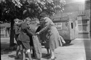 GENERAL SCRAP: SALVAGE IN WARTIME BRITAIN, 1943