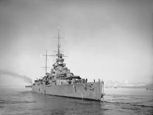 HMS EFFINGHAM