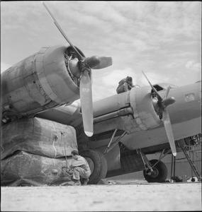 BRITISH EQUIPMENT AT AN AMERICAN AIRFIELD: ANGLO-AMERICAN CO-OPERATION IN WARTIME BRITAIN, 1943