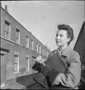 WARTIME SOCIAL SURVEY: INFORMATION GATHERING IN WARTIME BRITAIN, UK, 1944