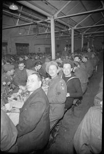 ALLIED FORCES CELEBRATE PASSOVER: JEWISH TRADITIONS IN WARTIME BRITAIN, APRIL 1944