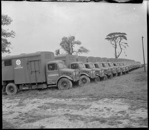 INVASION BUILD-UP: PREPARATIONS FOR THE D-DAY LANDINGS, UK, 1944