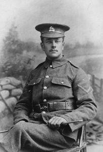 Lance Corporal John William Irons