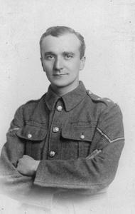 Corporal John Irving