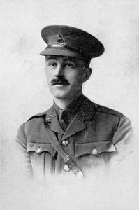 Lieutenant William Francis Copson Peake