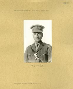 Second Lieutenant L C Pollard