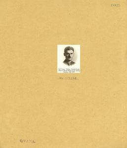 Second Lieutenant Observer Hubert Pugh-Evans