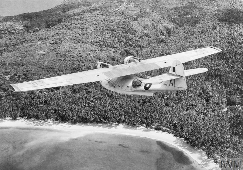 AMERICAN AIRCRAFT IN ROYAL AIR FORCE SERVICE, 1939-1945: CONSOLIDATED MODEL 28 CATALINA.