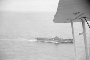 FLEET AIR ARM PICTURES. APRIL 1941, AERIAL PHOTOGRAPHS.