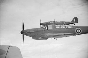 FLEET AIR ARM PICTURES. APRIL 1941, AERIAL PHOTOGRAPH.