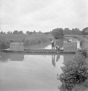 BRITISH CANALS IN WARTIME: TRANSPORT IN BRITAIN, 1944