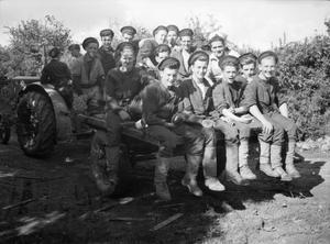 US BATTLE TRAINING AREA, DEVON, ENGLAND, UK, SEPTEMBER 1944