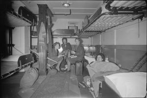 BOAT TRAIN FOR PARIS: TRANSPORT IN WARTIME, 1945