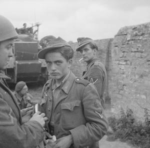 THE NORMANDY CAMPAIGN, JUNE-SEPTEMBER 1944