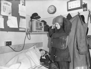 WRNS MOTOR TRANSPORT SECTION. 13 AND 14 JANUARY 1942, PITREAVIE, ROSYTH.