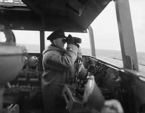 MR CHURCHILL'S VISIT TO AMERICA. DECEMBER 1941, ON BOARD HMS DUKE OF YORK AND AT WASHINGTON DC, USA, AND OTTAWA, CANADA.