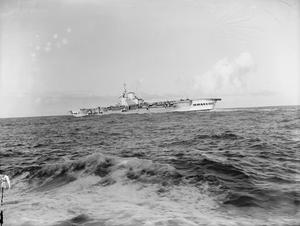 ON BOARD THE DESTROYER HMS ESKIMO. 1942, DURING HOME FLEET OPERATIONS.