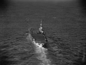 FLEET AIR ARM PATROLLING AT SEA. 3 AND 4 FEBRUARY 1942, WITH FLEET AIR ARM AIRCRAFT FROM HMS VICTORIOUS, OFF THE CREST OF ICELAND ON PATROL.