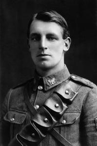 SERGEANT GEORGE TINSLEY THOMPSON, 3RD (AUCKLAND) MOUNTED RIFLES, NEW ZEALAND MOUNTED RIFLE BRIGADE, AUSTRALIAN AND NEW ZEALAND ARMY CORPS MOUNTED DIVISION
