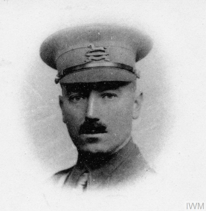 MAJOR FREDERICK CHARLES THOMPSON 15 BATTALION WEST
