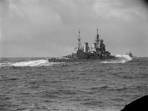 THE HOME FLEET COVERS CONVOYS TO AND FROM RUSSIA. 2 TO 9 MARCH 1942, ON BOARD HMS VICTORIOUS AT SEA IN THE NORTH ATLANTIC AND ARCTIC OCEAN.