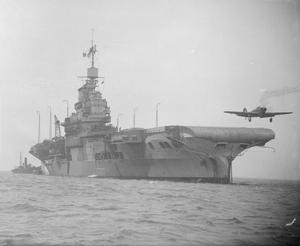 FLYING EXERCISES FROM HMS VICTORIOUS. 14 TO 16 MARCH 1942, ON BOARD HMS VICTORIOUS AT SCAPA FLOW AND AT SEA.