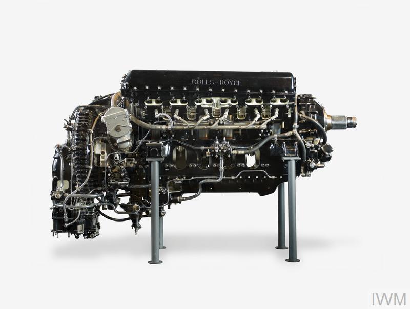 Rolls-Royce Merlin 25