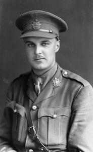 Lieutenant Robert Milne Ballantyne Welsh