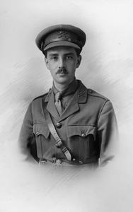 Second Lieutenant Harry Valentine Inwood Wicks