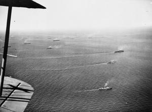 MALTA CONVOY. 10-12 AUGUST 1942.