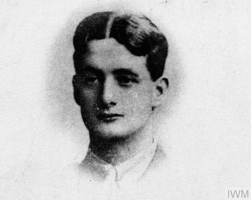 2 LIEUTENANT OSWALD MORGAN WILLIAMS, 16 BATTALION (CARDIFF CITY), WELSH REGIMENT
