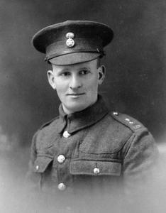 PRIVATE SAMUEL LLEWELLYN FRANK WILLIAMS, 10 BATTALION, ROYAL WELSH FUSILIERS