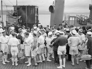 THE POLISH NAVY IN THE MEDITERRANEAN, 1940-1945