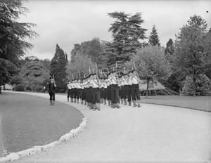 THE SHORE ESTABLISHMENTS OF HMS CABOT AND HMS CABALLA, BRISTOL. 21-24 JUNE 1942.