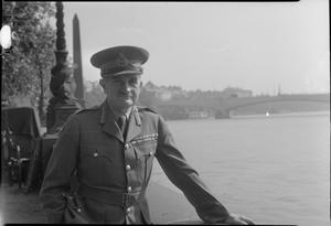 GENERAL SIR WILLIAM SLIM, LONDON, ENGLAND, UK, JUNE 1945