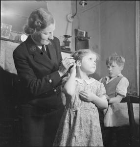 NAVAL WELFARE: THE WORK OF THE NAVAL FAMILY WELFARE SERVICE, UK, 1945