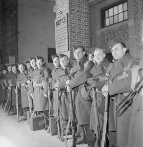 REPATRIATION OF POLISH SERVICEMEN FROM BRITAIN TO POLAND, 1945-1948