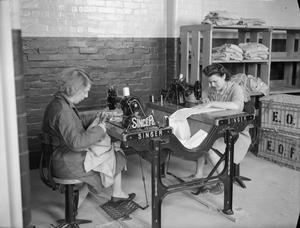 WAR INDUSTRY: WORKERS' WELFARE, UK, 1941