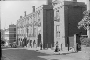 WAR WORKERS NURSERY AT THE CARNEGIE INSTITUTE, HOCKLEY, BIRMINGHAM, WARWICKSHIRE, ENGLAND, UK, 1941