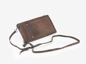 Map Case (leather): Army Officer's
