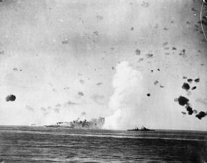 BRITISH AIRCRAFT CARRIERS ON THEIR WAY TO MALTA.