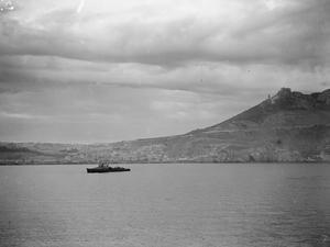 THE NAVY ON ANTI-SUBMARINE PATROL AROUND ORAN. PHOTOGRAPHS TAKEN FROM HMS FORMIDABLE, 19-21 NOVEMBER 1942.