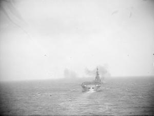 FORCE H AT SEA AND IN HARBOUR, 12 TO 14 JANUARY 1943, AT SEA AND AT MERS-EL-KEBIR.