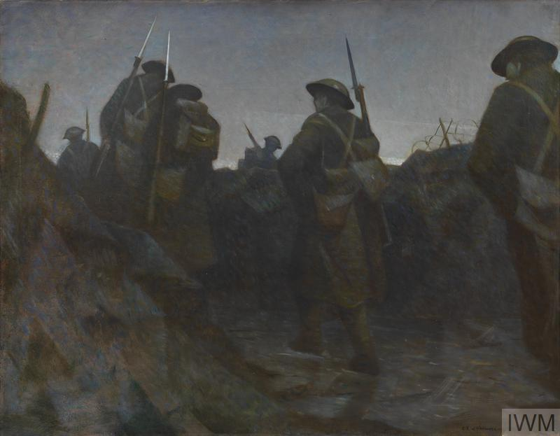 Reliefs at Dawn